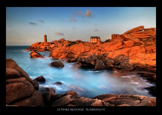 Phare de Mean Ruz Ploumanac'h